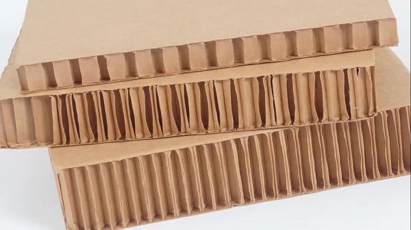 Giấy tổ ong làm hộp vận chuyển gốm sứ xuất khẩu